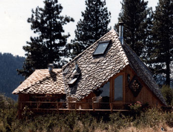 Cube Home in Oregon