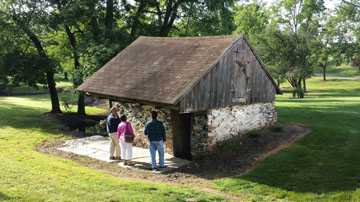 Homestead Spring House
