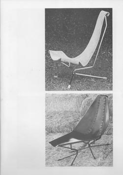 Lotus Chair and Recliner