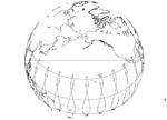 Northern Horizon view of Tittmoning, Germany sundial