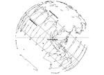Eastern Horizon view of Tittmoning, Germany sundial