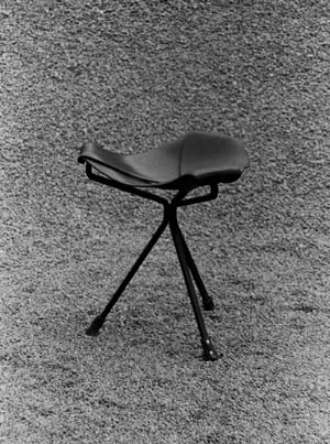 The Quark Stool - a salute to my past